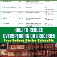 grocery tracker