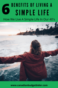 simple life 40's