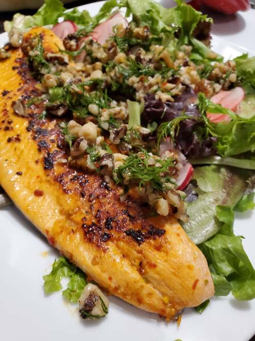 trout meal kit