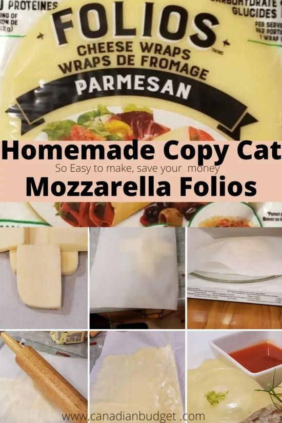 easy folios recipe