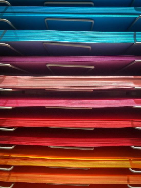 budget folders