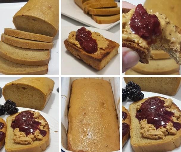 peanut butter bread toppings