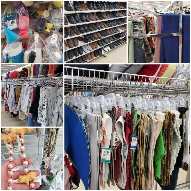 Used Fashion savings
