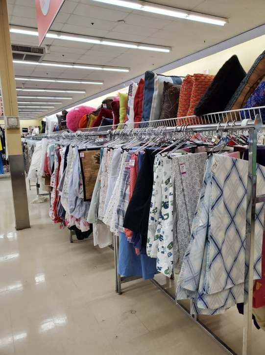 used clothing for sale