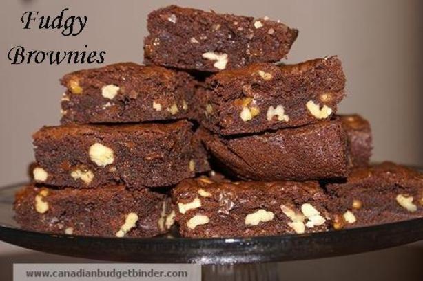 Mr.CBB's Fudgy Brownies