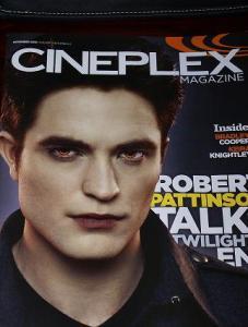 Cineplex Theatre Mag - Twilight Breaking Dawn Part 2