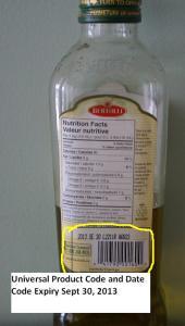 Universal Product Code