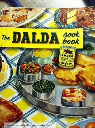 The Dalda Cookbook
