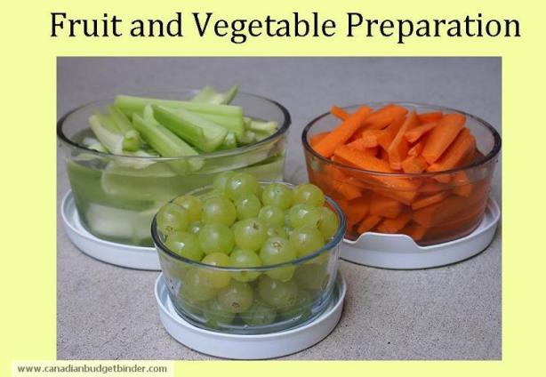 Fruit-and-vegetable-preparation