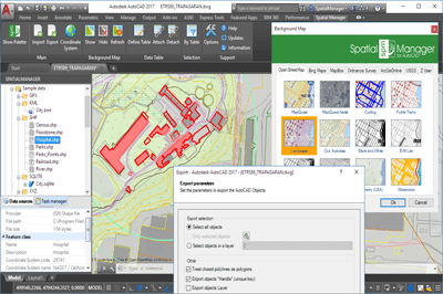 Spatial Manager™ Version 3 Released