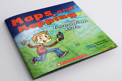 Helping Children Learn the Art of Mapping