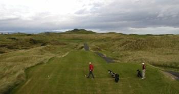 Castlerock - 9th hole