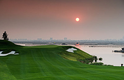 Neil Hawarth's Suzhou Sun Island Course in China