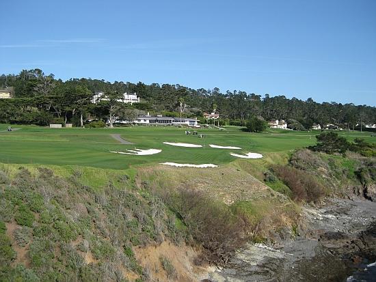 Pebble Beach: The best approach shot in golf?