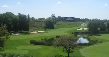 The 18th at the National