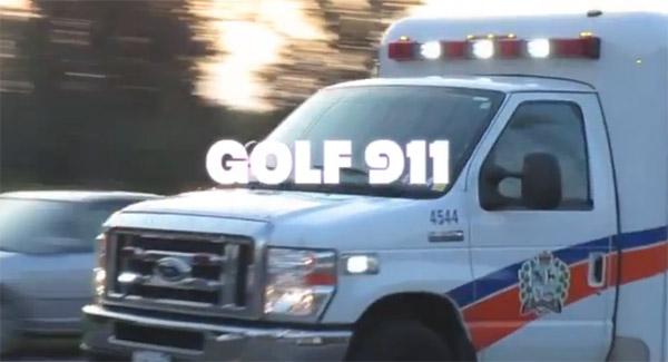 Golf 911 with Fairway Stevie