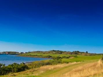 Cabot's Cape hole - par-4 11th hole