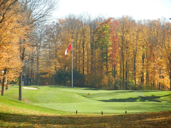 The 18th Might Not Be Best Hole At Westmount But It Is Certainly One Of Most Breathtaking I Can Easily Imagine Conclusion A Canadian Open