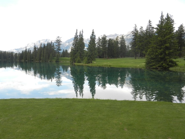 Jasper - The Bad Baby: Perhaps the best name for a par three in golf.
