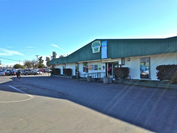 A golfers retail paradise, The Super Shop.