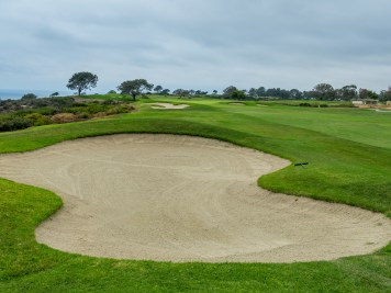 14th hole at Torrey Pines South