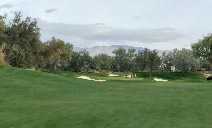 Marriott Shadow Ridge golf