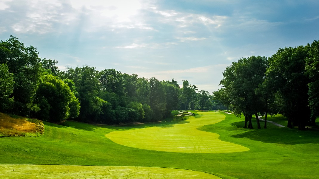 St. George's Golf and Country Club 1st hole