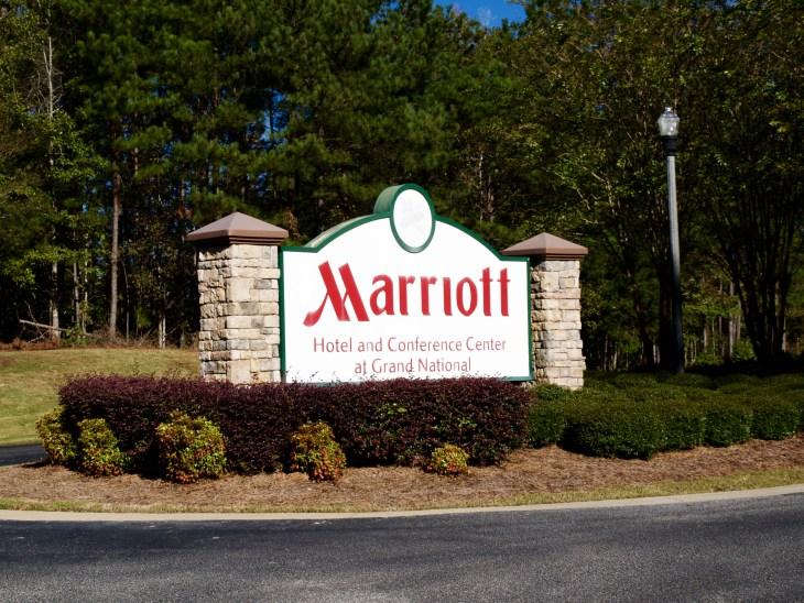 marriott grand national