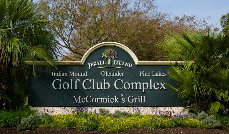 Indian Mound Golf Course - Jekyll Island, Georgia