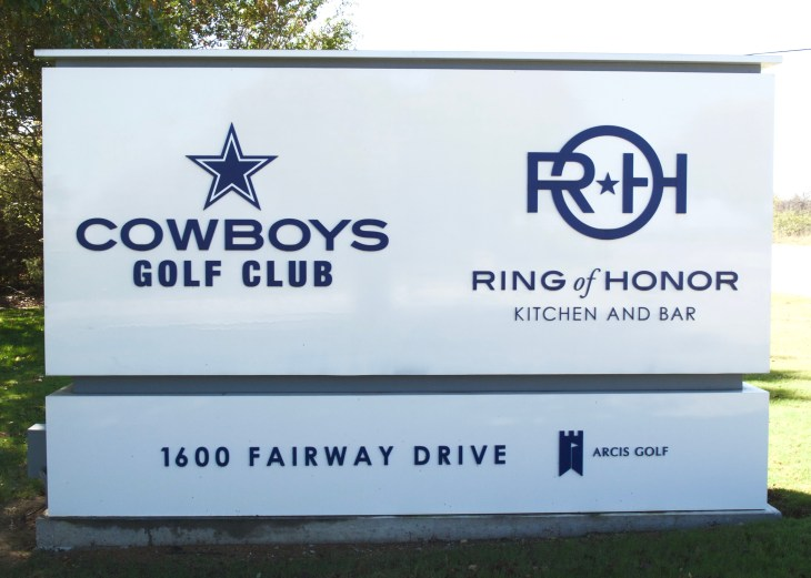 cowboys golf club dallas