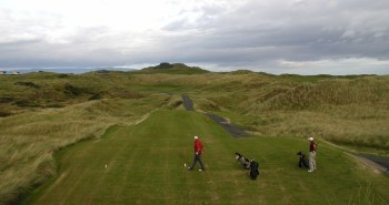 Castlerock - 9th hole