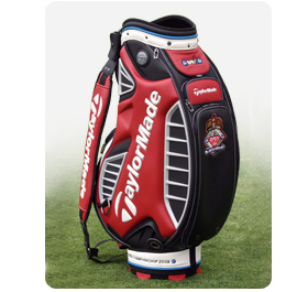 TaylorMade's commemorative Open Championship bag