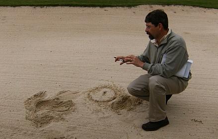 Architect Ian Andrew of Andrew Golf Design