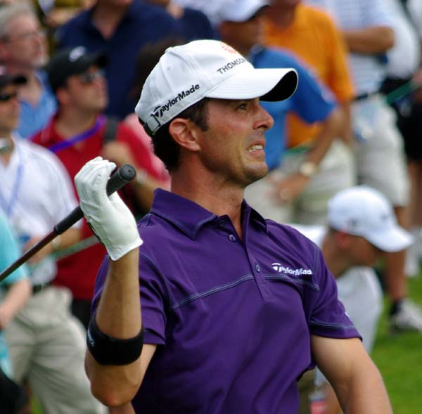 Mike Weir didn't like what he saw in his golf game at St. George's.