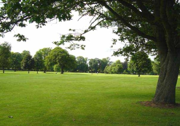 North Inch, Perth.  The oldest fairway in golf?