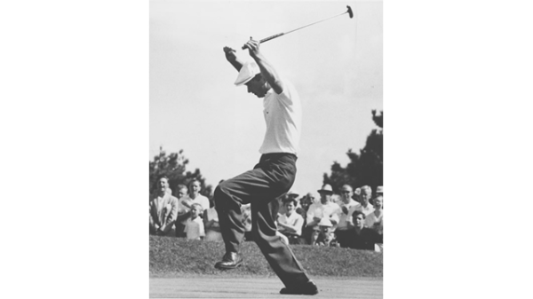 Ken Venturi, US OPEN CHAMPION