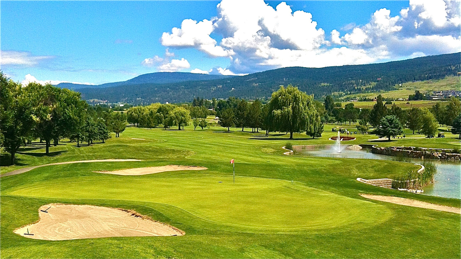 Kelowna Springs- Improving with age  | CanadianGolfer com