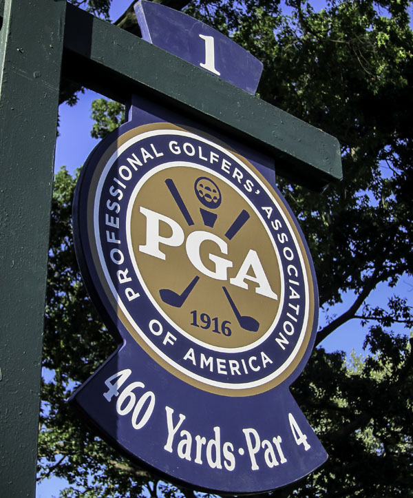 2013 PGA Championship at Oak Hill