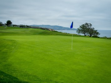 Torrey Pines South 4th hole