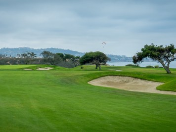 5th hole Torrey Pines South