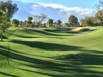 Mission Hills - Pete Dye course 9th hole
