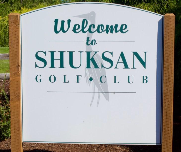 Shuksan Golf Club - Bellingham Washington