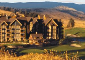 Predator Ridge Resort, Vernon, British Columbia