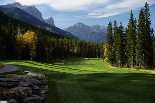 Stewart Creek Golf and Country Club, Canmore, Alberta