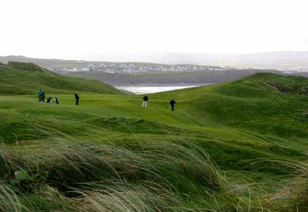 Lahinch Golf Club, Ireland (Image: Sharon McAuley)