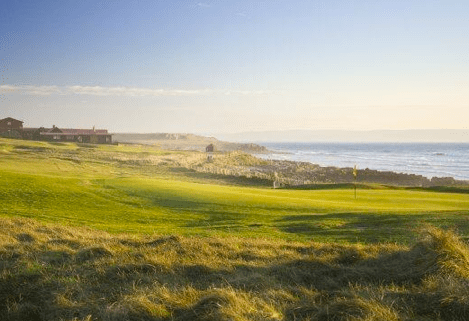 Royal Porthcawl, Wales (Image: Royal Porthcawl)