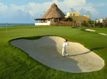 El Camaleón golf course, Fairmont Mayakoba, Mexico (Image: Fairmont)