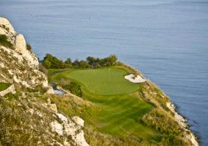Thracian Cliffs course, Bulgaria ( Image:Thracian Cliffs)