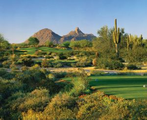 Grayhawk Talon course, Arizona (Image: Grayhawk Golf Club)