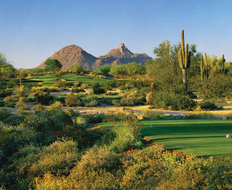 Grayhawk Talon course, Arizona (Image: Grayhawk Golf Club)